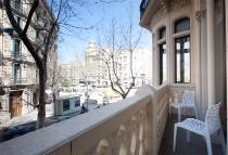 Barcelona Apartment Balcony