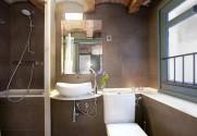 Barcelona Apartment Loft Bathroom