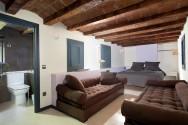 Barcelona Apartment Loft Bedroom