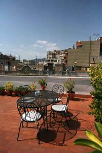 Barcelona Apartments Roof Terrace